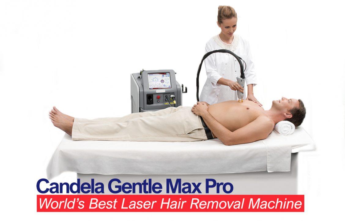 Mobile Banner Candela Gentle Max Pro