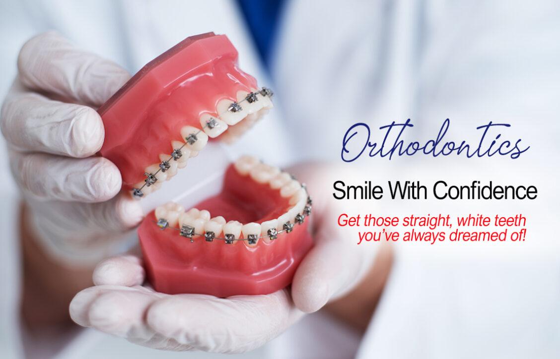 Orthodontic Clinic Mobile Banner